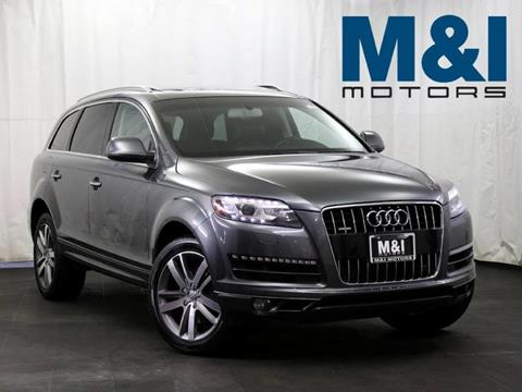 2015 Audi Q7 for sale in Highland Park, IL