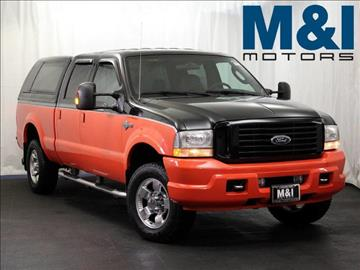 2004 Ford F-250 Super Duty for sale in Highland Park, IL