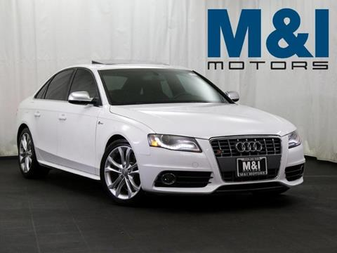 2010 Audi S4 for sale in Highland Park, IL