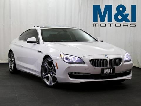 2015 BMW 6 Series for sale in Highland Park, IL