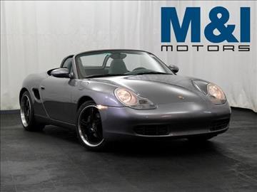 2001 Porsche Boxster for sale in Highland Park, IL