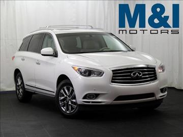 2013 Infiniti JX35 for sale in Highland Park, IL