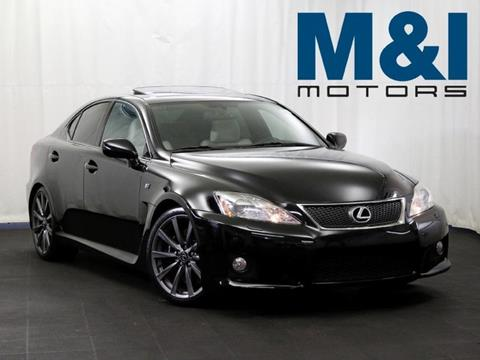 2008 Lexus IS F for sale in Highland Park, IL