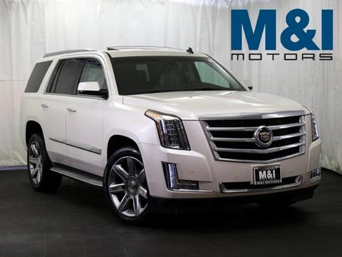 2015 Cadillac Escalade for sale in Highland Park, IL