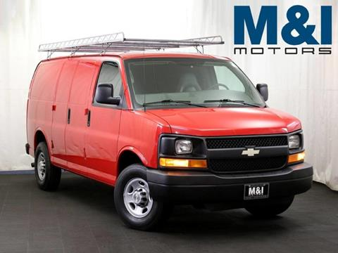 2008 Chevrolet Express Cargo for sale in Highland Park, IL
