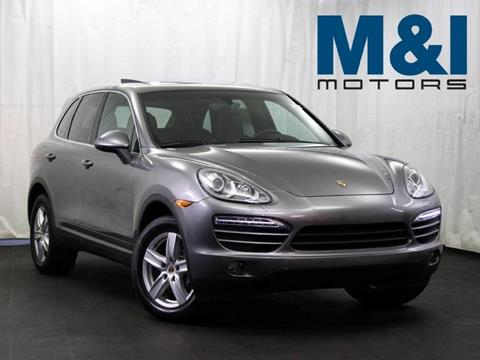 2014 Porsche Cayenne for sale in Highland Park, IL