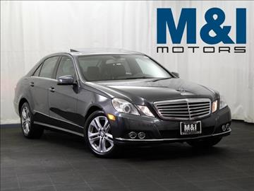 2011 Mercedes-Benz E-Class for sale in Highland Park, IL