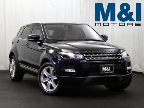 2012 Land Rover Range Rover Evoque for sale in Highland Park, IL