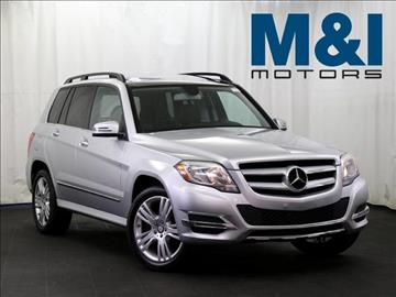 2014 Mercedes-Benz GLK for sale in Highland Park, IL