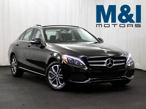 2015 Mercedes-Benz C-Class for sale in Highland Park, IL