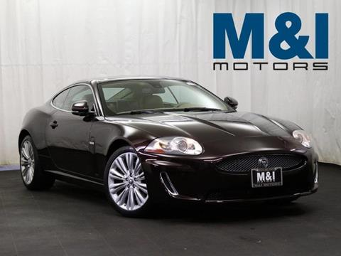 2011 Jaguar XK For Sale In Highland Park, IL