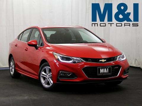 2017 Chevrolet Cruze for sale in Highland Park, IL
