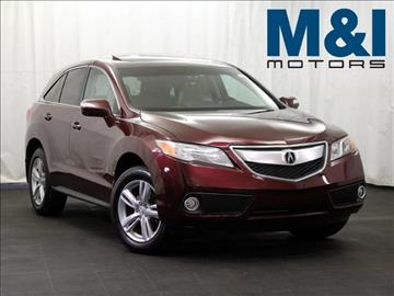 2013 Acura RDX for sale in Highland Park, IL