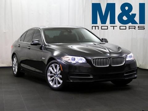2014 BMW 5 Series for sale in Highland Park, IL