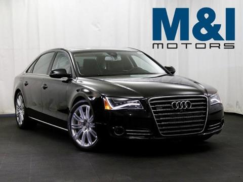 2014 Audi A8 L for sale in Highland Park, IL