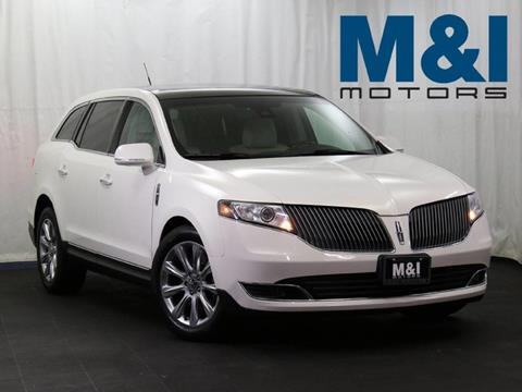 2013 Lincoln MKT for sale in Highland Park, IL