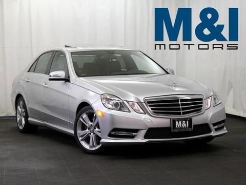 2013 Mercedes-Benz E-Class for sale in Highland Park, IL