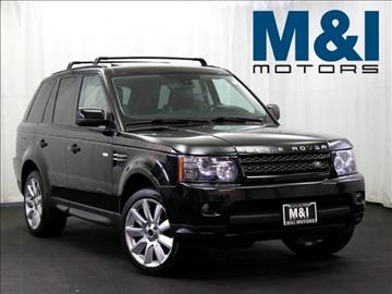 2013 Land Rover Range Rover Sport for sale in Highland Park, IL
