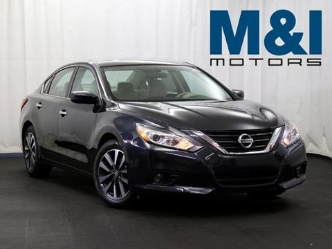 2017 Nissan Altima for sale in Highland Park, IL