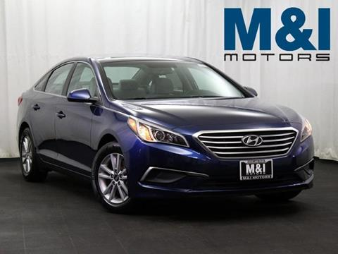 Hyundai sonata for sale in highland park il for M i motors highland park il 60035
