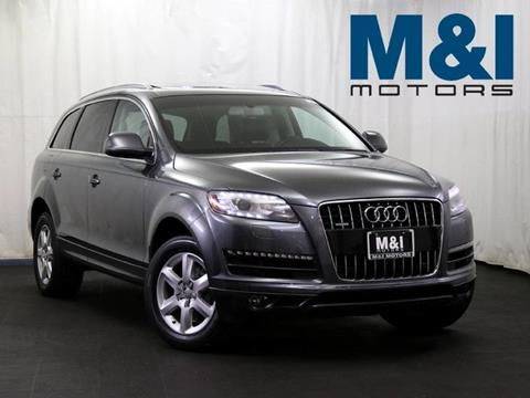 2012 Audi Q7 for sale in Highland Park, IL