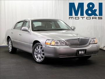 2006 Lincoln Town Car for sale in Highland Park, IL