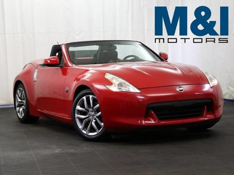 2010 Nissan 370Z for sale in Highland Park, IL