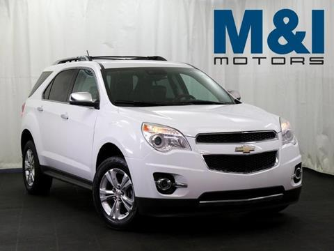2013 Chevrolet Equinox for sale in Highland Park, IL