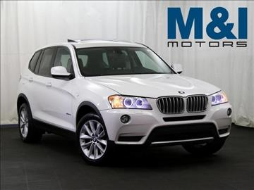 2014 BMW X3 for sale in Highland Park, IL