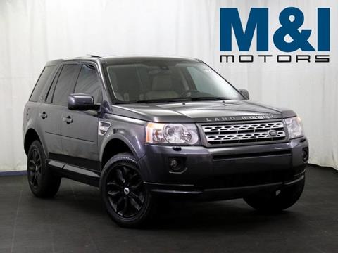 2011 Land Rover LR2 for sale in Highland Park, IL