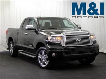 2010 toyota tundra for sale minneapolis mn for M i motors highland park il 60035