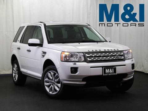 2012 Land Rover LR2 for sale in Highland Park, IL