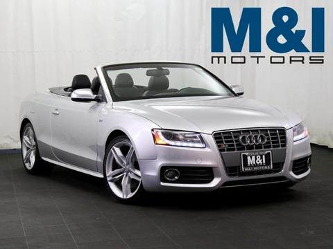2012 Audi S5 for sale in Highland Park, IL