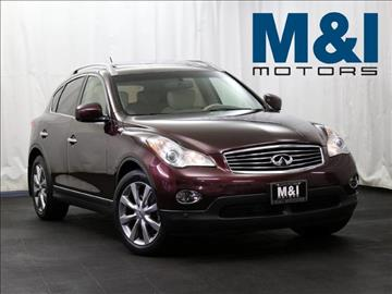 2012 Infiniti EX35 for sale in Highland Park, IL