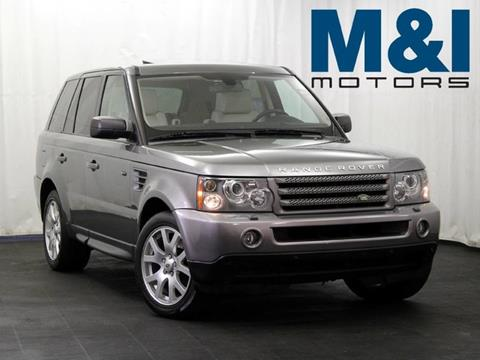 2009 Land Rover Range Rover Sport for sale in Highland Park, IL