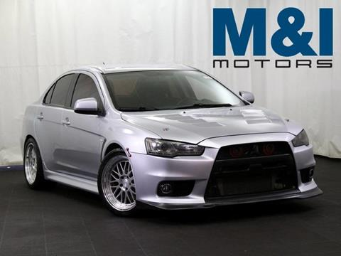 2012 Mitsubishi Lancer Evolution for sale in Highland Park, IL