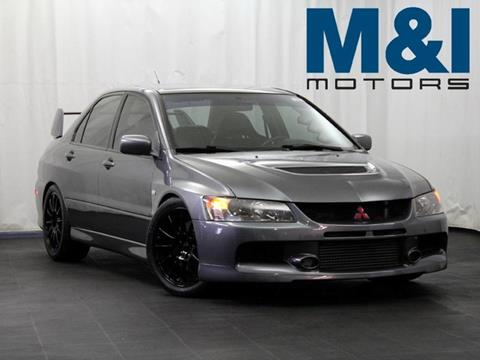 2006 Mitsubishi Lancer Evolution For Sale In Highland Park, IL