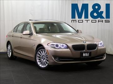 2011 BMW 5 Series for sale in Highland Park, IL