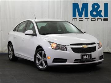 2014 Chevrolet Cruze for sale in Highland Park, IL