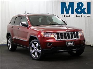 2012 Jeep Grand Cherokee for sale in Highland Park, IL