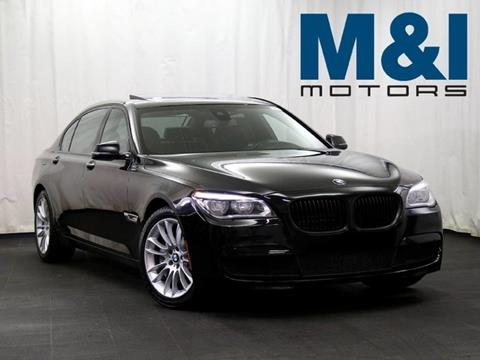 BMW Farmington Hills >> BMW 7 Series For Sale - Carsforsale.com