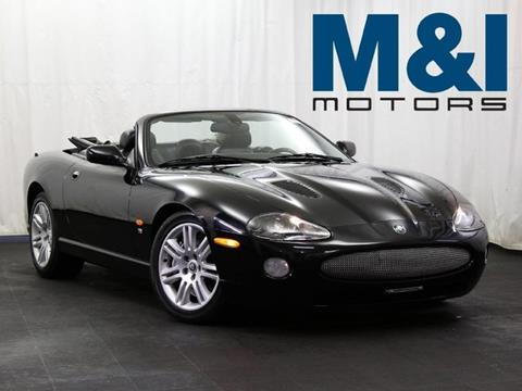 2005 jaguar xkr for sale in highland park il