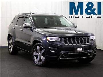 2014 Jeep Grand Cherokee for sale in Highland Park, IL