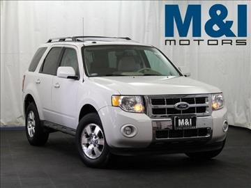 2012 Ford Escape for sale in Highland Park, IL