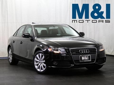 2012 Audi A4 for sale in Highland Park, IL