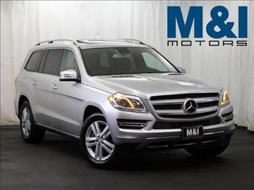 2014 Mercedes-Benz GL-Class for sale in Highland Park, IL