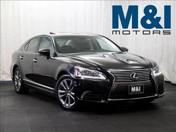 2014 Lexus LS 460 for sale in Highland Park, IL
