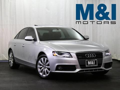 2011 Audi A4 for sale in Highland Park, IL