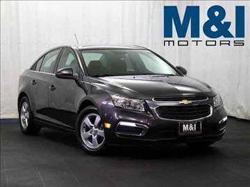 2016 Chevrolet Cruze Limited for sale in Highland Park, IL