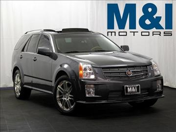 Cadillac srx for sale illinois for Luxury motors bridgeview il